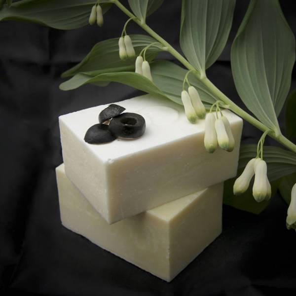 Olive & Ash Olive Oil Soap