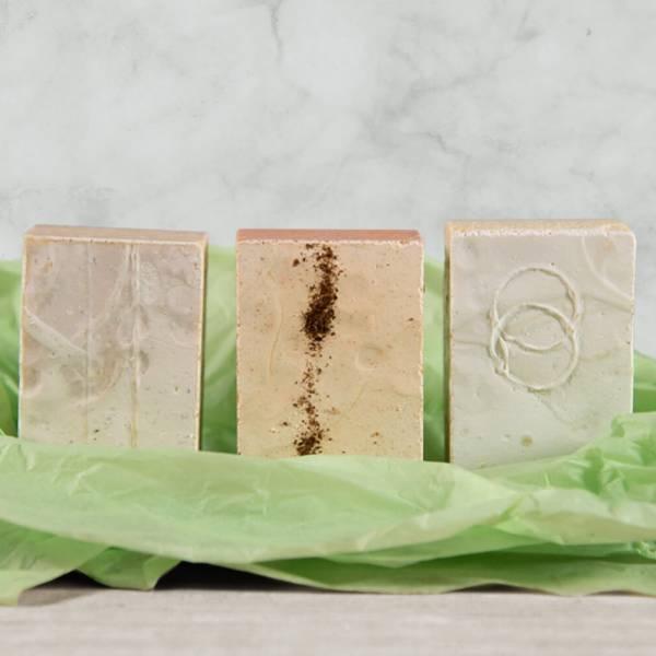Olive & Ash Pack Soap