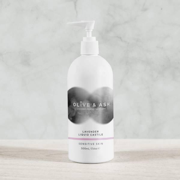 Olive & Ash Lavender Liquid Castile
