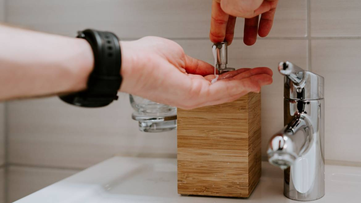 Hand Sanitiser Tips And Back To Work Health