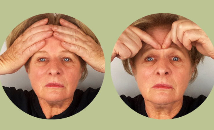 Face Yoga: It's like downward dog – for your face!